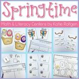 Spring Centers for Kindergarten