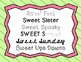 Sweet n Sassy {FONTS}