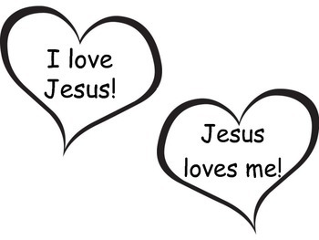 Sweet on Jesus - Valentine's Day - Religious Pack