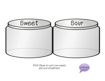Sweet or Sour? A Pragmatics Game!