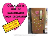 Sweetheart Door Decoration
