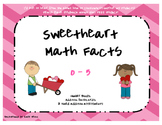 Sweetheart Math Facts 0-5