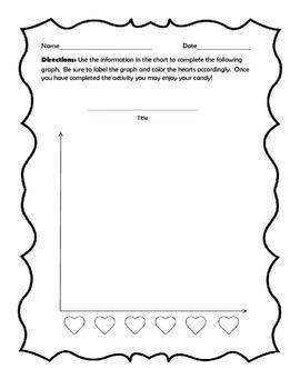 Sweetheart Math - Fractions - Common Core