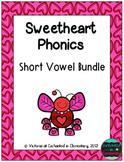 Sweetheart Phonics: Short Vowel Bundle