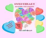 Sweetheart Reading Strategies Bulletin Board Idea Valentine's Day