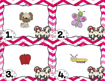 Sweetheart Scoot - Valentine's Day Games for K-1