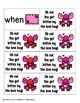 Sweetheart Sight Words! First Grade List Pack