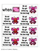Sweetheart Sight Words! First Grade List Pack