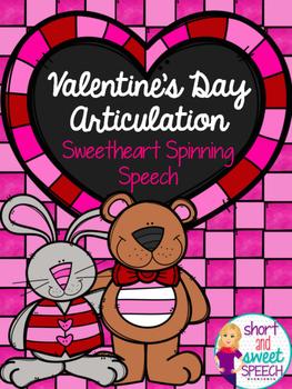 Sweetheart Spinning Speech