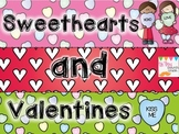 Sweethearts and Valentines a MATH game for older kids...