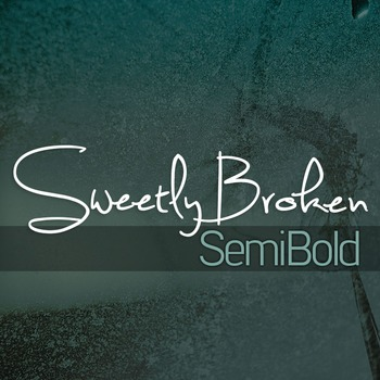 Sweetly Broken Semibold Font for Commercial Use