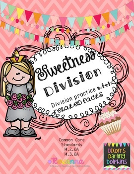 Sweetness Division - 5 Activities Connecting Division to M