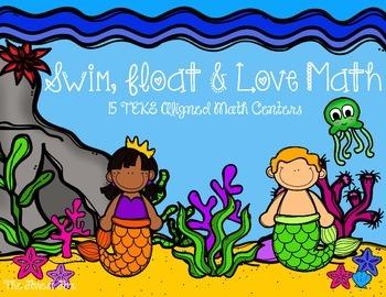 Swim, Float & Love Math