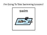 Swim Lessons Social Story