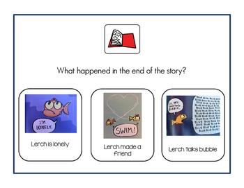 Swim! Swim! Shared Reading Stories