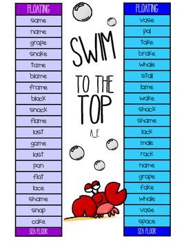 Swim to the Top - Silent e