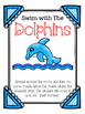 Swim with the Dolphins Musical Listening Game