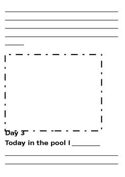 Swimming Journal/Diary