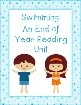 Swimming Reading Unit