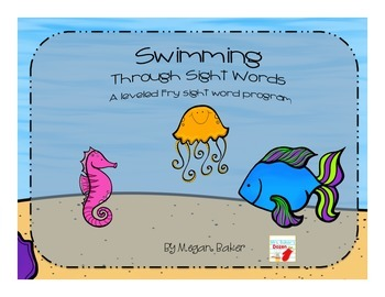 Swimming Through Sight Words