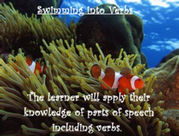 Swimming for Verbs