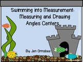 Swimming into Measurement: Measuring and Drawing Angles Centers