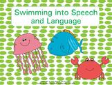 Swimming into Speech and Language Decor