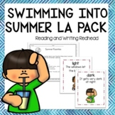 Summer  Reading and Writing Pack