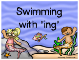 """Swimming with """"ing"""""""