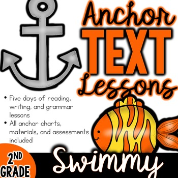 Swimmy Mentor Text Lessons: Integrated Reading, Writing, and Grammar Lessons