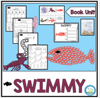 Swimmy by Leo Lionni Book Unit