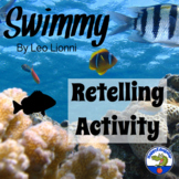 Swimmy by Leo Lionni Retelling Activity