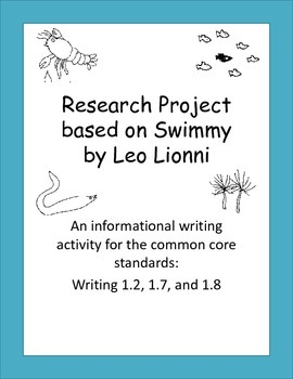 Swimmy research project