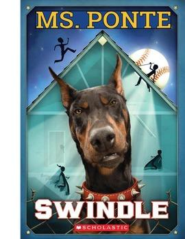 Swindle AND Zoobreak Novel Study