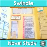 Swindle Lapbook/Interactive Notebook - Novel/Unit Study - Gordon Korman