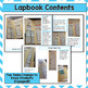 Swindle Lapbook/Interactive Notebook - Novel/Unit Study -