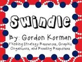 Swindle by Gordon Korman: Character, Plot, Setting
