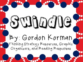Swindle by Gordon Korman: Character, Plot, Setting