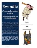 Swindle Novel Study Unit Super Bundle