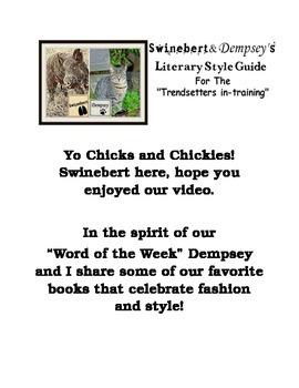 Swinebert and Dempsey Reading Guide 1