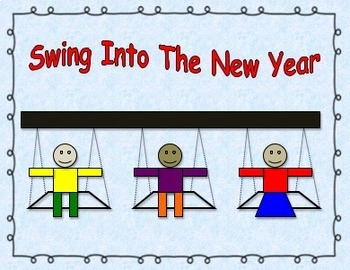Swing Into A New Year: A Back to School Art Activity