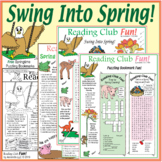 Swing Into Spring – Changes in Nature Activities Set Dista