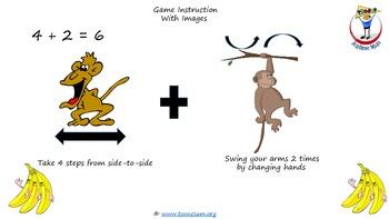 Swinging Monkeys Game