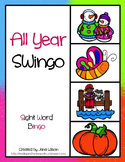 Swingo for All Seasons (Sight Word Bingo)