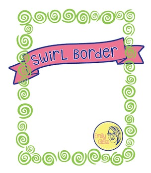 Swirl Border
