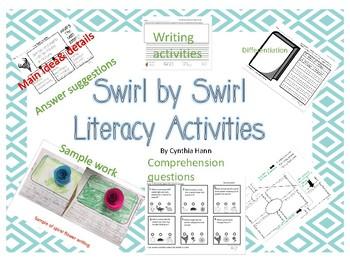 Swirl by Swirl Literacy Activities