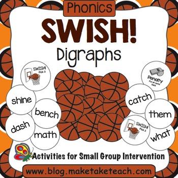 Digraphs - Swish! A Basketball Game