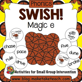 Magic e- Swish! A Basketball Game