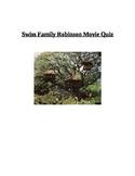 Swiss Family Robinson Movie Quiz