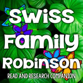 "Swiss Family Robinson Reader Companion - ""Classic Starts"" Retelling"